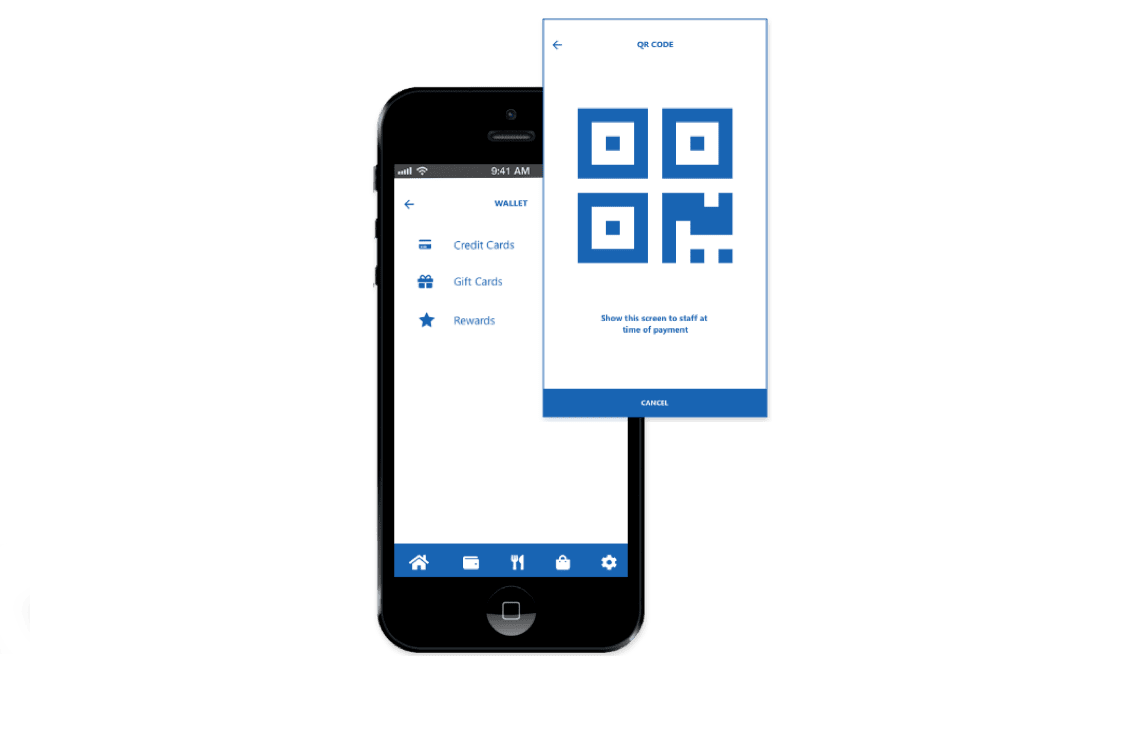 PointOS To Go QR Payments